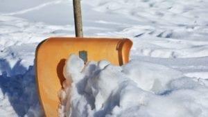 snow shoveling in https://pixabay.com/photos/snow-shovel-winter-service-winter-2001776/